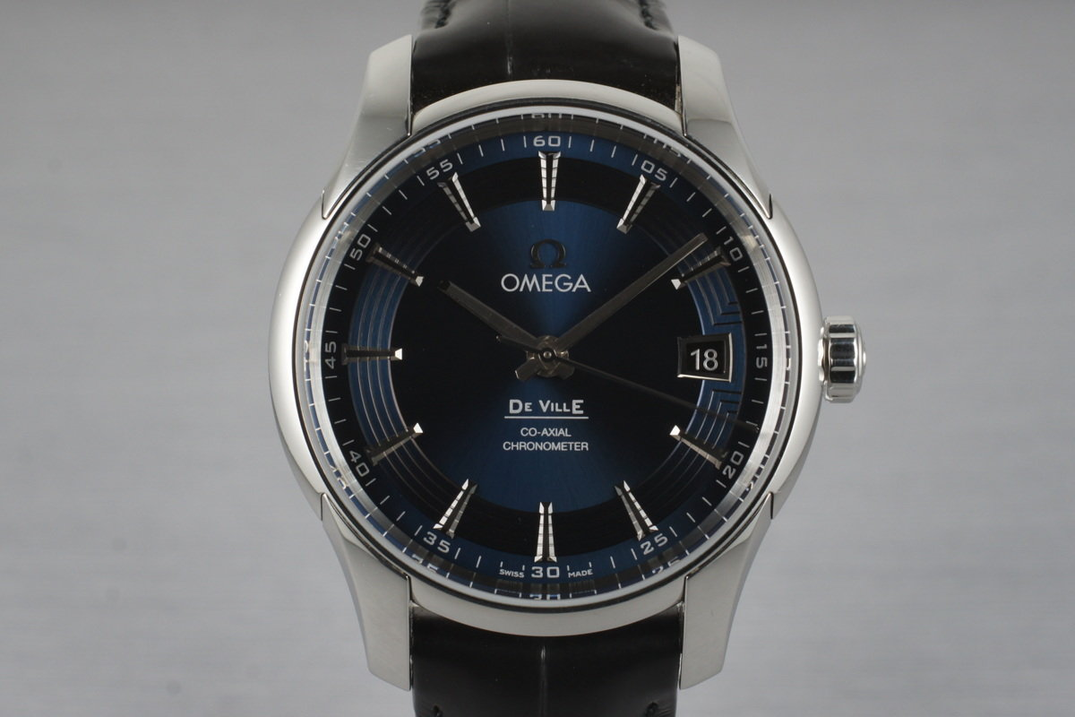 2013 Omega DeVille 431334121 Co-Axial with Box and Papers photo, #0