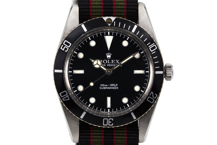 1958 Rolex Submariner 5508 photo