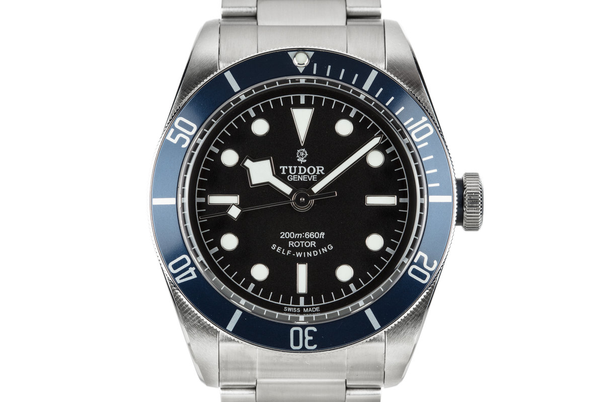 2017 Tudor Black Bay 79220B with Blue Bezel and Box and Papers photo, #0