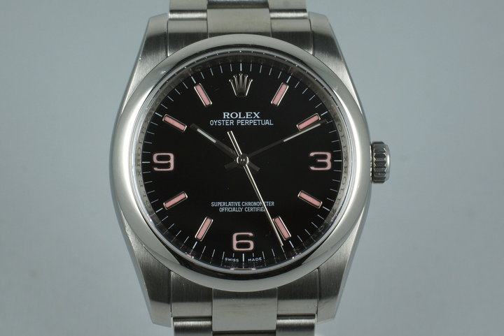 2007 Rolex Oyster Perpetual 116000 photo