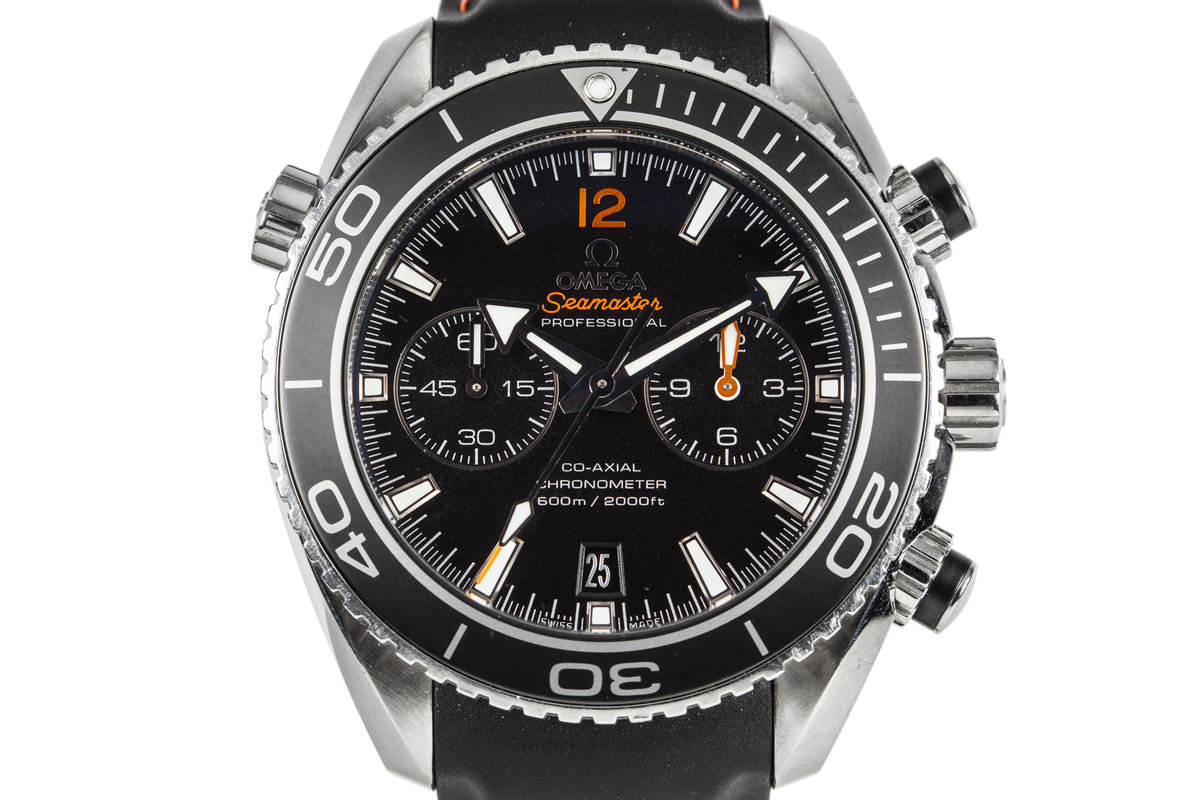 2013 Omega Seamaster Planet Ocean 600m 232.32.46.51.01.005 with Box and Papers photo, #0
