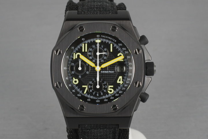 Audemars Piguet Royal Oak OffShore End of Days 25770SN/O/0001KE/01 photo