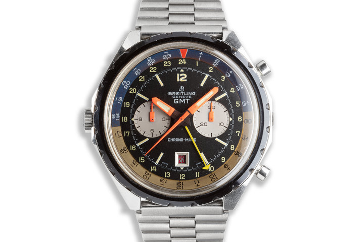 1967 Breitling GMT Chronograph Automatic 44mm photo