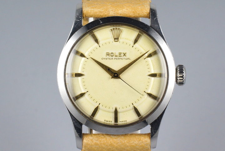 1954 Rolex Oyster Perpetual 6332 photo
