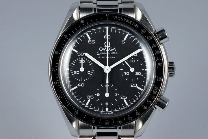 2000 Omega Speedmaster Reduced 3510.50 with Papers photo