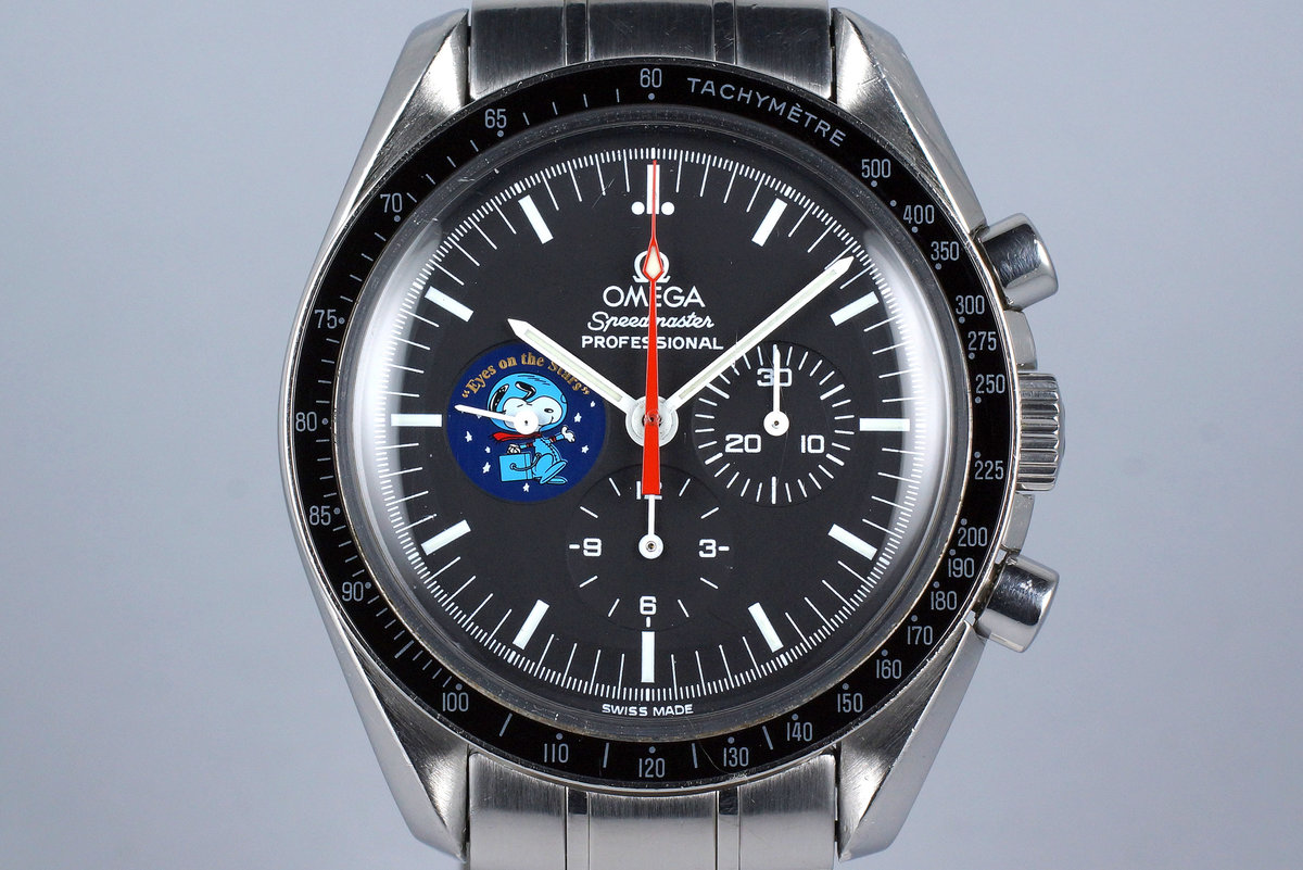 1971 Omega Speedmaster 145.022 Calibre 861 with Snoopy Dial photo, #0