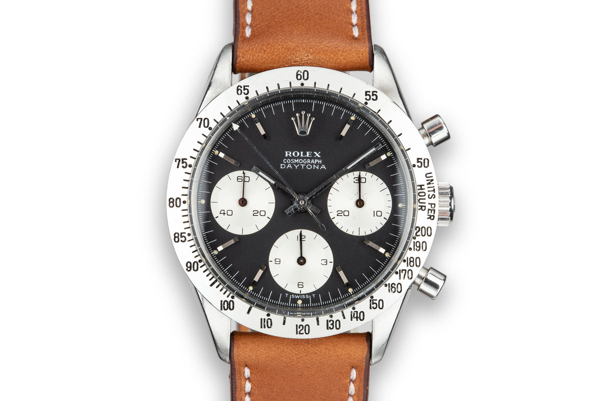 1966 Rolex Daytona 6239 Black Dial photo, #0