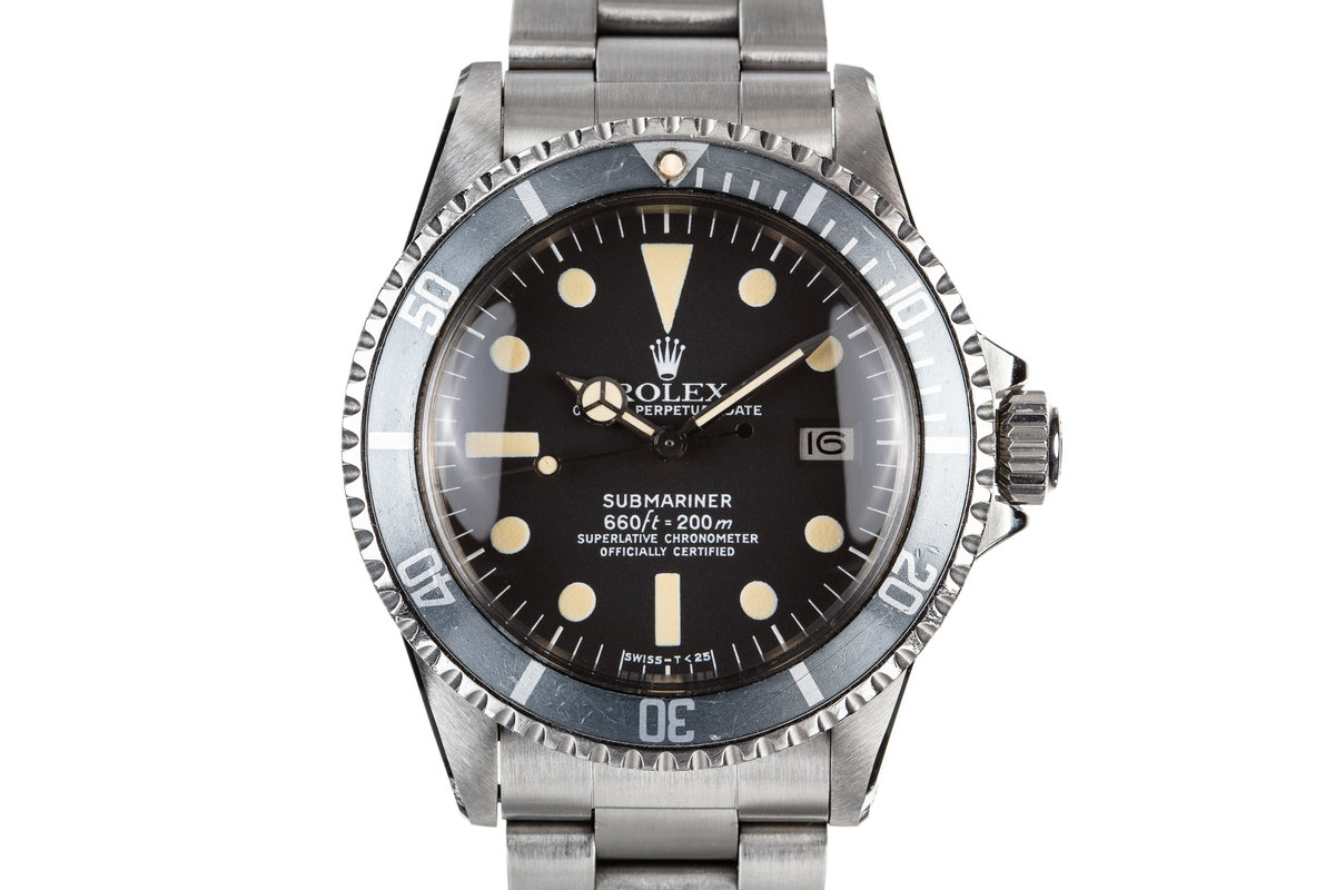 1973 Rolex Submariner 1680 photo, #0