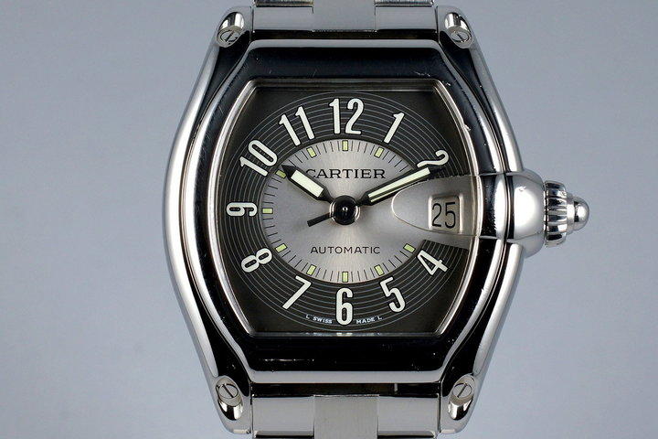 Cartier Roadster 2510 Arabic Dial photo