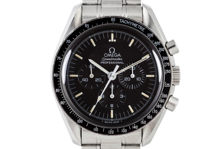 1992 Omega Speedmaster 3592.50 with Papers photo
