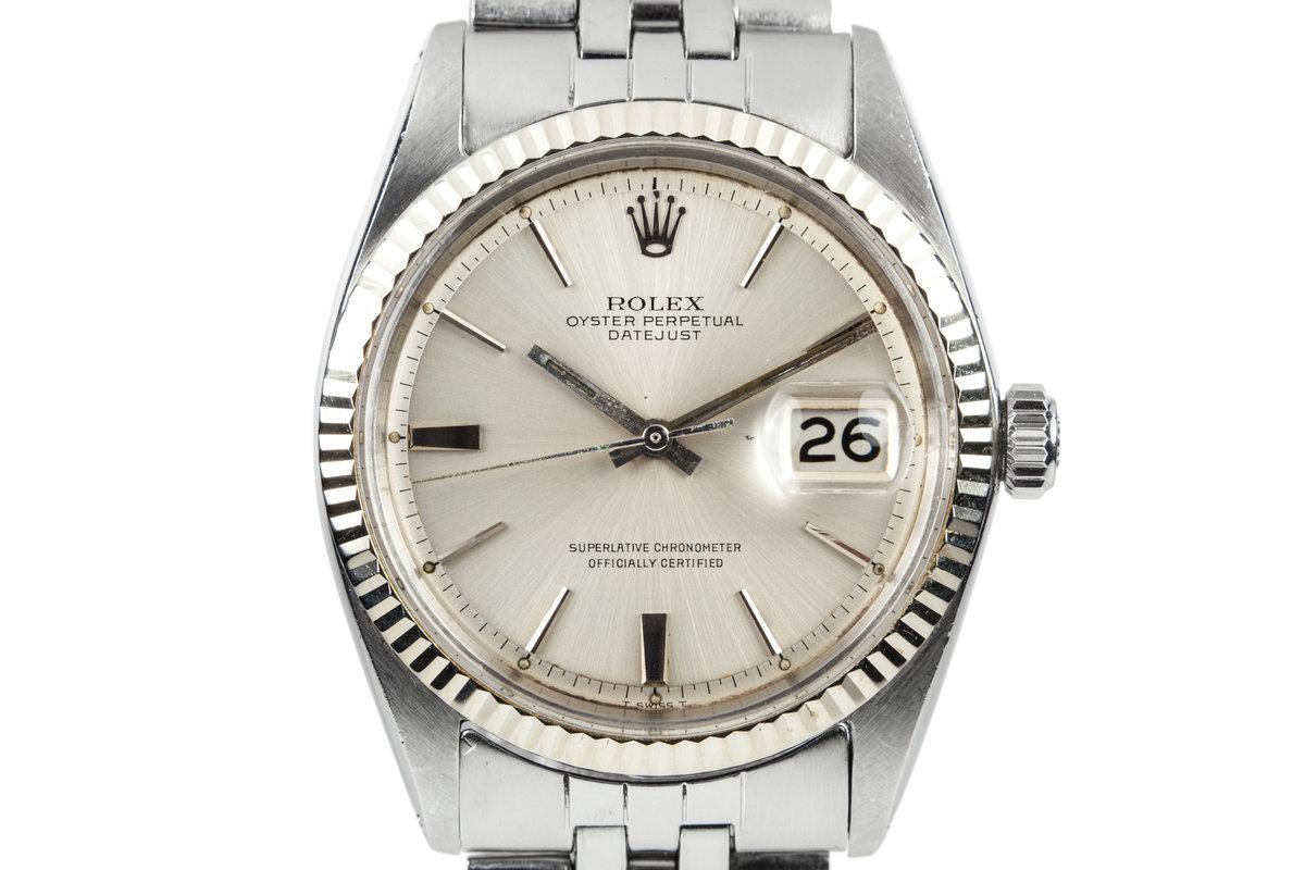 1966 Rolex DateJust 1601 photo, #0