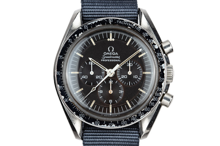 1969 Omega Speedmaster Professional 145.0022 Tropical Dial photo