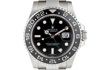 2007 Rolex GMT II 116710 photo