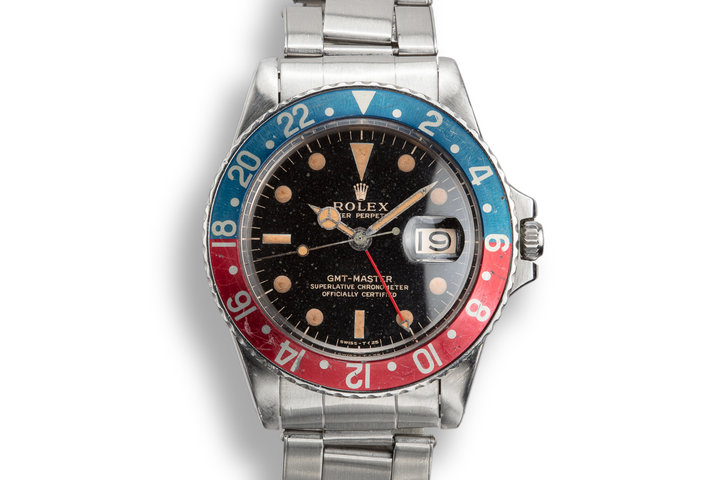 1966 Rolex GMT-Master 1675 Gilt Dial photo