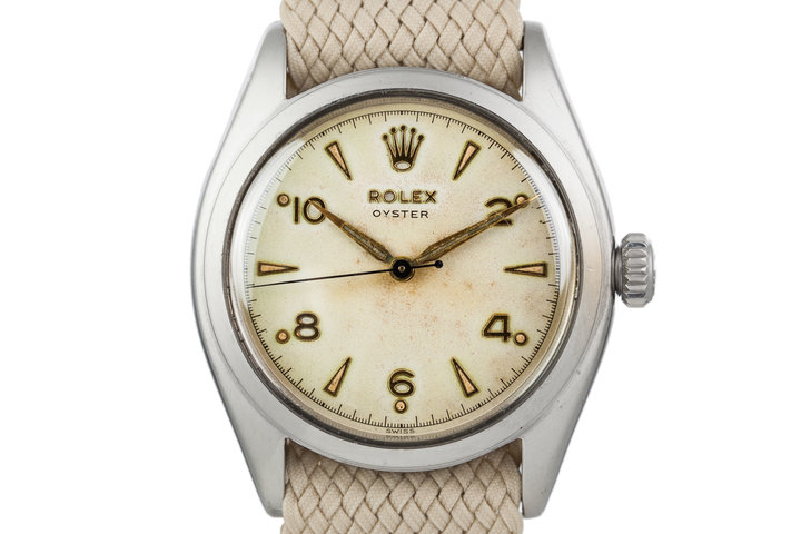 1953 Rolex Oyster 6022 photo