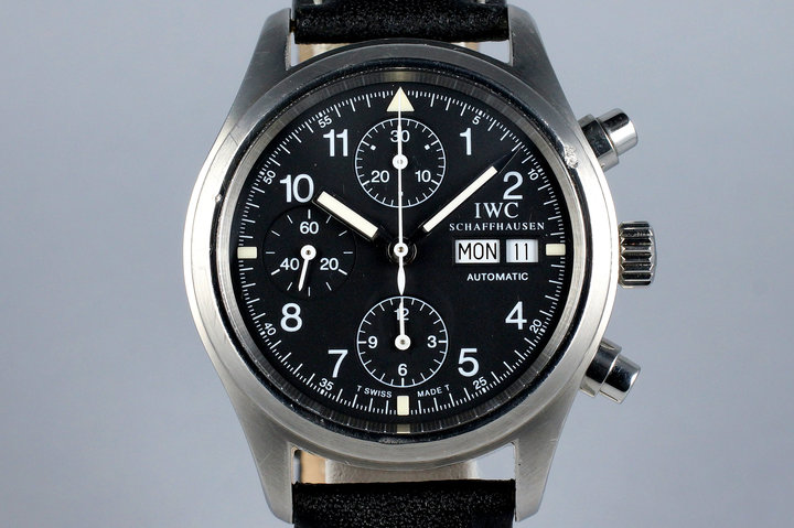 IWC Flieger Chronograph IW3706 with Box photo