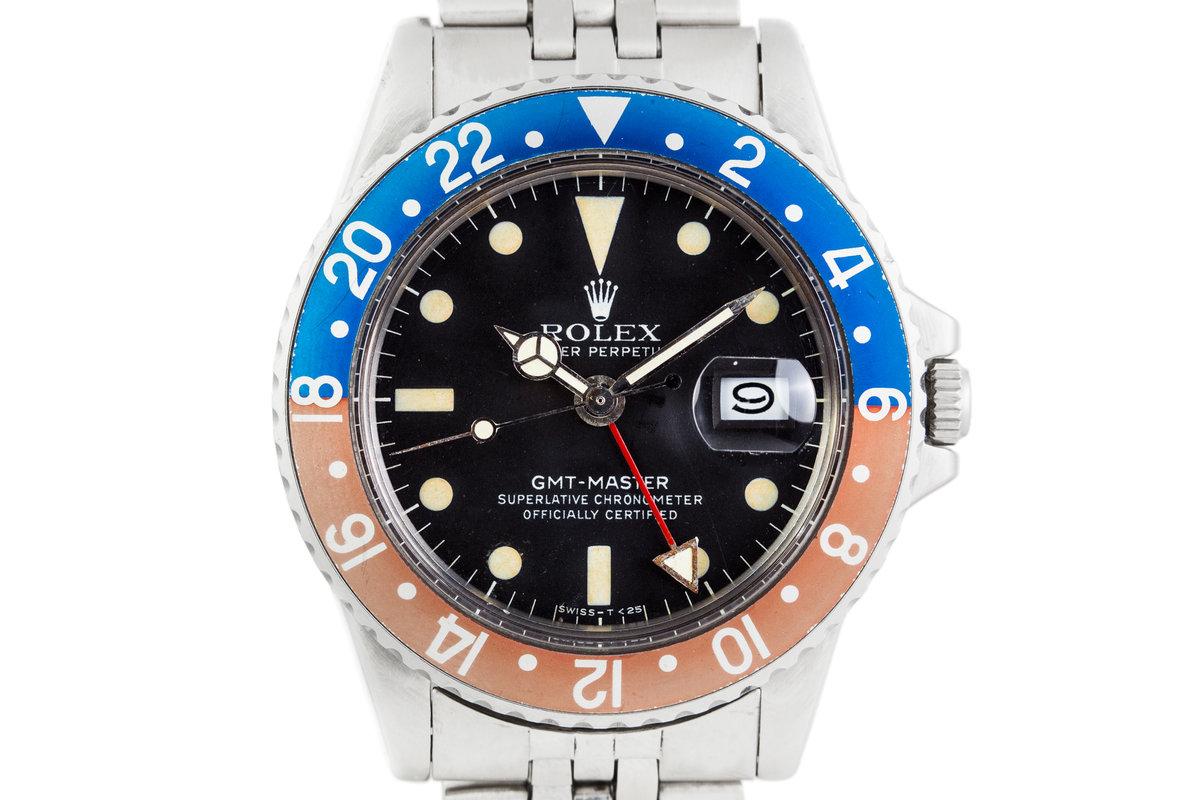 1971 Rolex GMT-Master 1675 photo, #0