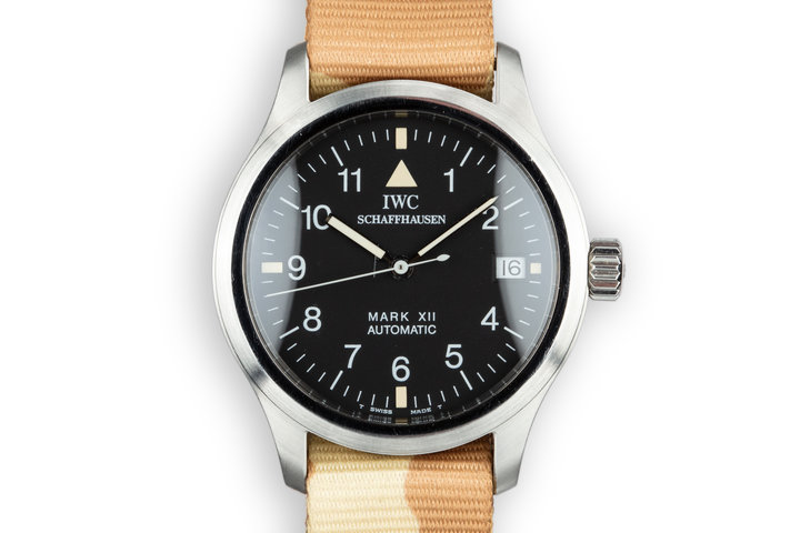 IWC Mark XII Automatic Pilots Watch photo
