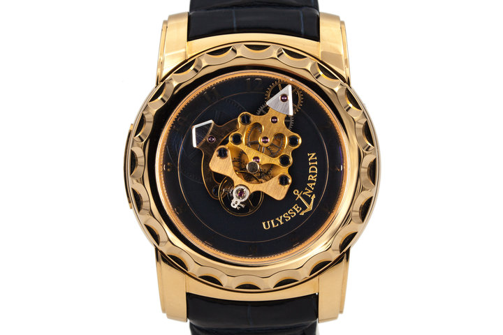 Ulysse Nardin 'Freak' Tourbillon Carrousel Dial 016-88 with Box and Papers photo