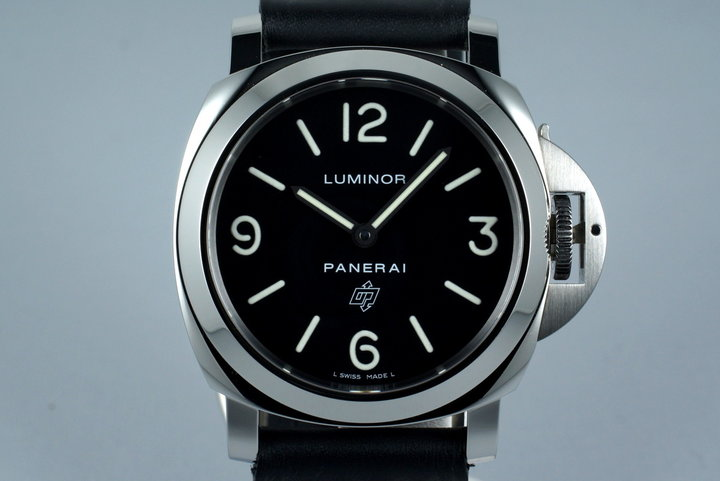 2015 Panerai PAM 000 Luminor with Box and Papers photo