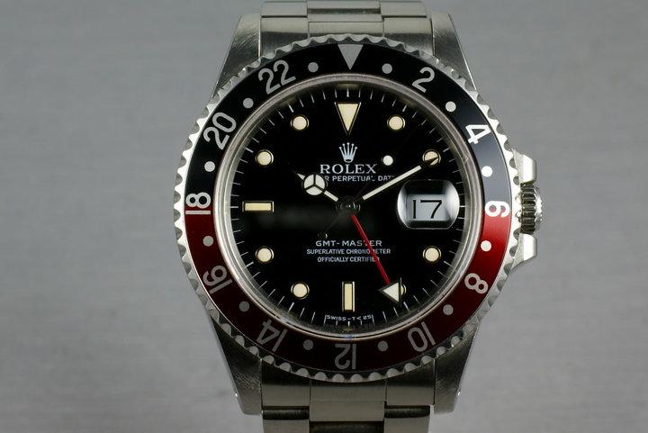Rolex GMT Master 16700 photo