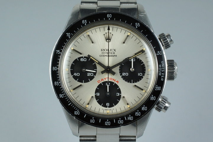 1979 Rolex Daytona 6263 Big Red Daytona Dial photo