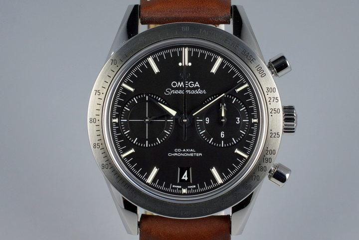 2014 Omega Speedmaster '57 331.12.42.51.01.001 with Box and Papers photo
