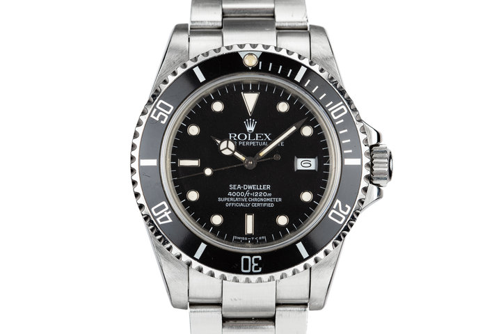 1983 Rolex Sea-Dweller 16660 with Spider Dial photo
