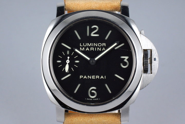 2008 Panerai PAM 111 Marina with Box and Papers photo