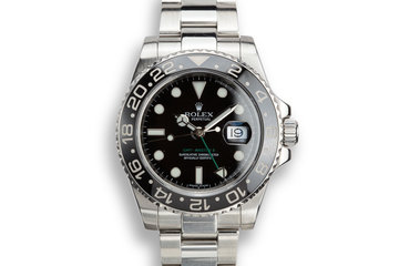 2007 Rolex GMT-Master II 116710N photo