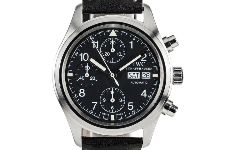 IWC Pilots Chronograph 3706 photo