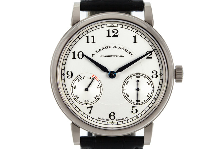 2014 A. Lange & Sohne WG 1815 Up/Down 234.026 with Box and Papers photo