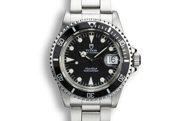 1989 Tudor Submariner Prince Oyster Date 79090 photo