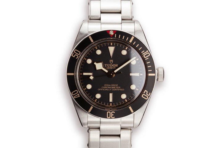 2018 Tudor Black Bay Fifty-Eight 79030N with Box and Card photo