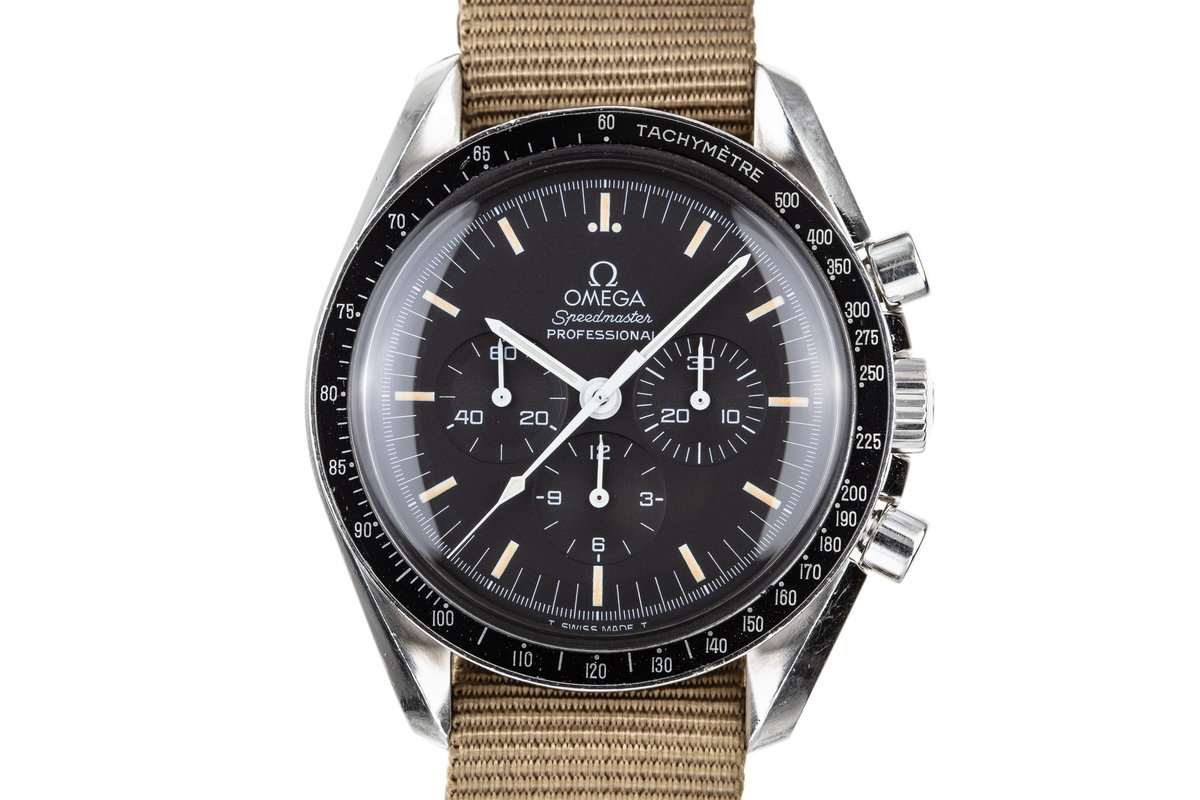 1998 Omega Speedmaster Professional 145.0022 photo, #0