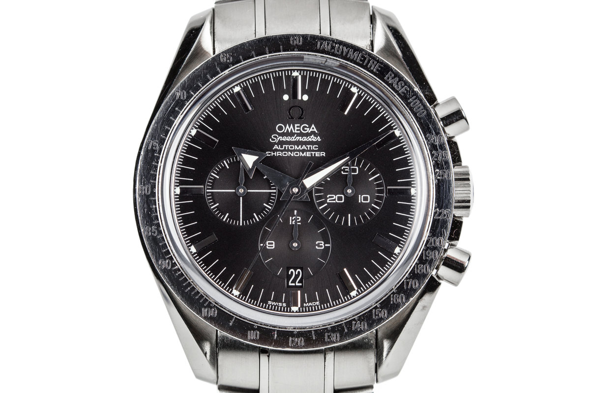 2006 Omega Speedmaster Broad Arrow Automatic 3551.50 Calibre: 3303 photo, #0
