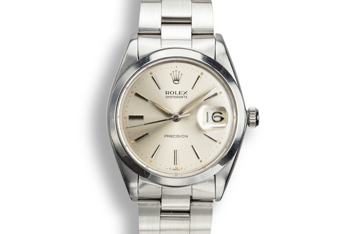 1964 Rolex OysterDate 6694 Manual Wind photo, #0