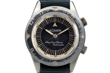 1959 Jaeger-LeCoultre Deep Sea Alarm US Edition photo