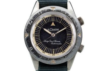 1959 Jaeger-LeCoultre Deep Sea Alarm US Edition photo