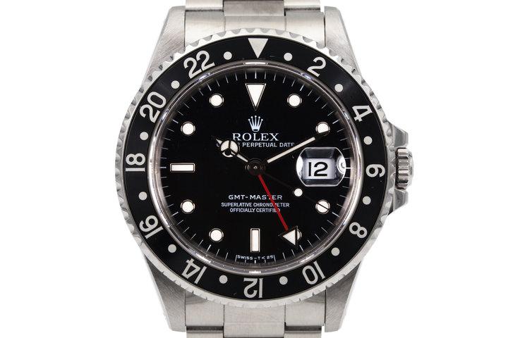1991 Rolex GMT Master 16700 photo