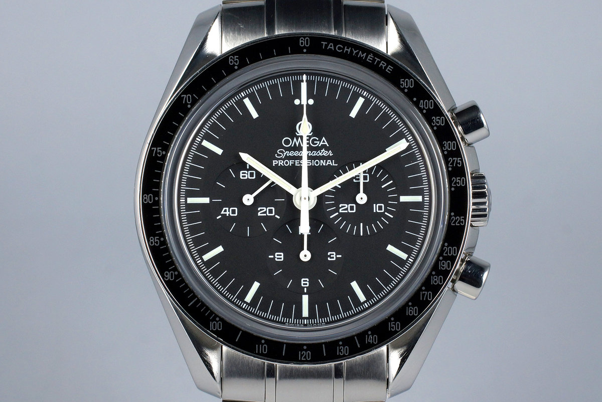 2000's Omega Speedmaster 3573.50 with Box and Papers photo, #0