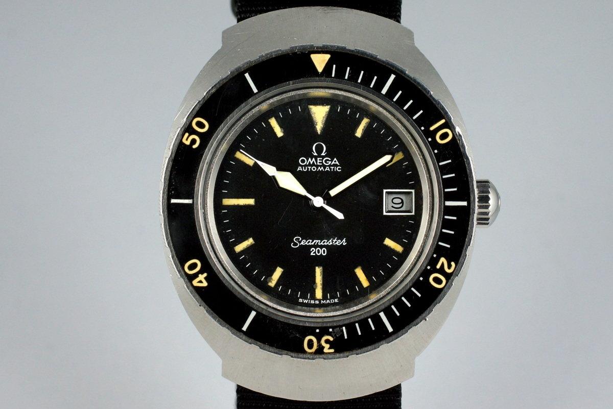 1970's Omega Seamaster 200 166.091 Calibre: 1002 photo, #0