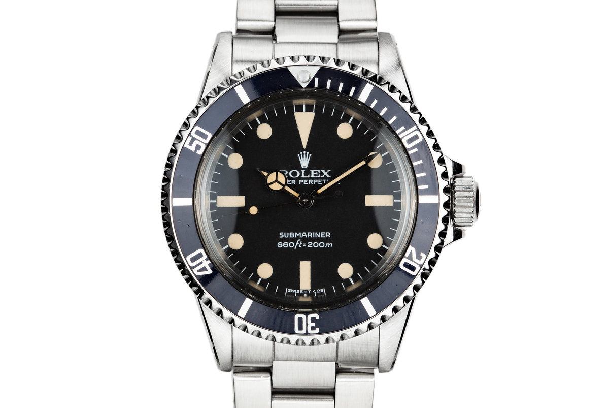 1979 Rolex Submariner 5513 photo, #0