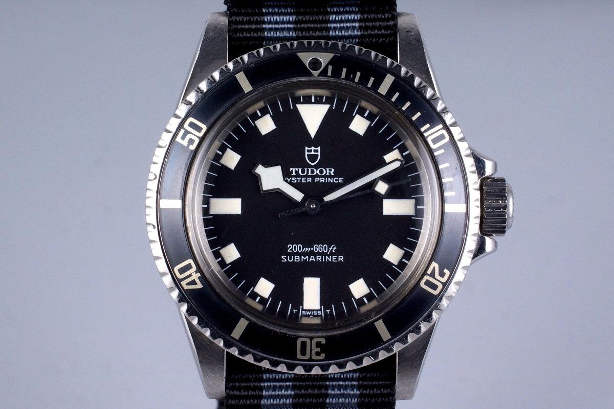 1968 Tudor Submariner 7016/0 Snowflake photo, #0