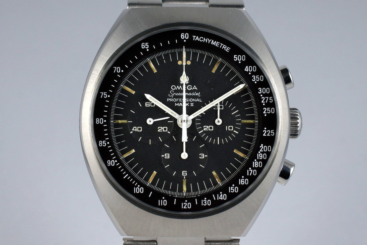 1970 Omega Speedmaster Mark II 145.014 Calibre 861 photo, #0