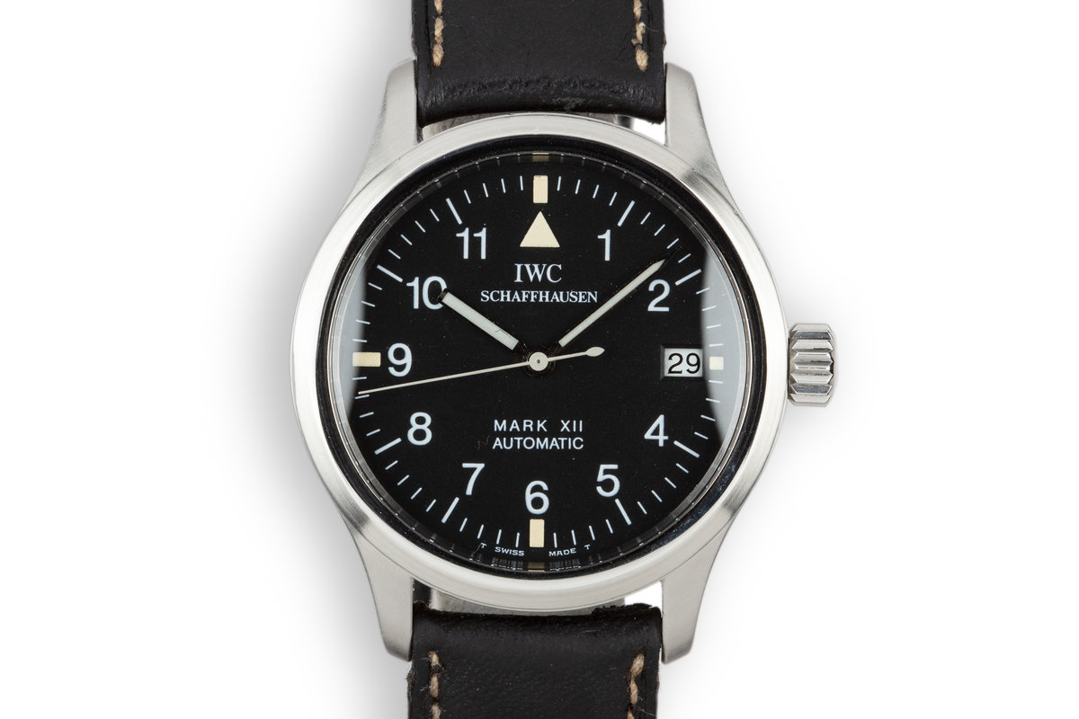 IWC Mark XII Automatic photo, #0