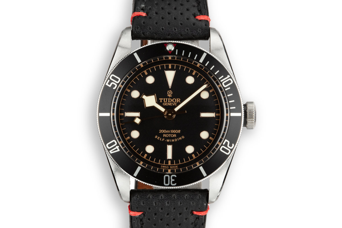 Tudor Black Bay Heritage 79220 photo, #0