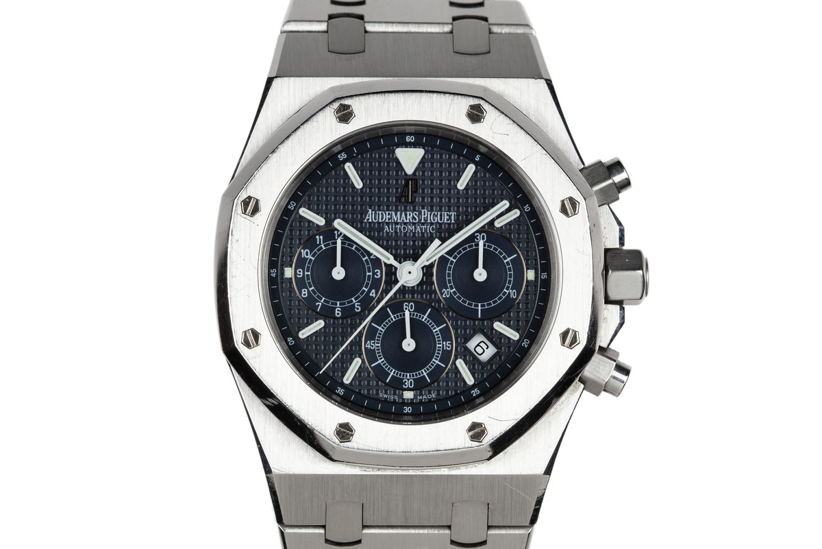 2002 Audemars Piguet Royal Oak 25860/0/1110 with Box and Papers photo, #0