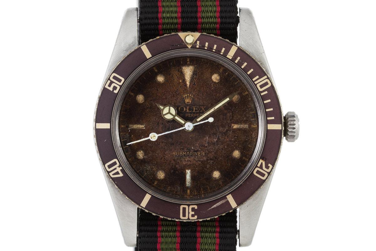 1958 Rolex Submariner 5508 photo, #0