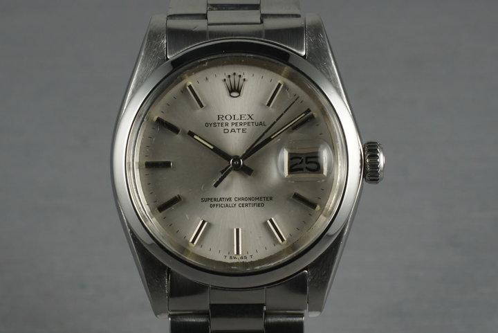 1978 Rolex Date 1500 photo